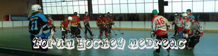 CLUB ROLLER HOCKEY MEDREAC